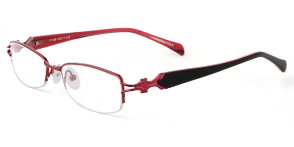 Bollé Safety 253CT40044 Contour Safety Eyewear with Semi