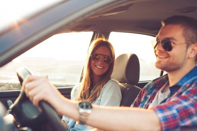 ผลการค้นหารูปภาพสำหรับ Wear sunglasses while driving.
