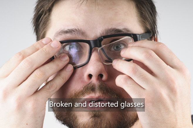 81b4304542 Do you have to change your reading glasses so often because they are easily  broken or distorted  Many frames of cheap OTC readers are made of low  quality ...