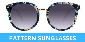Pattern Sunglasses