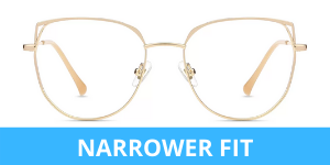 Narrower Fit