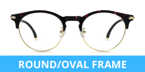 Round/Oval Frame