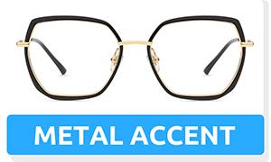 Metal Accent