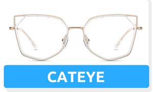 Cateye Frame