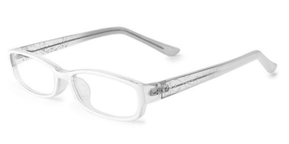 Unisex full frame plastic eyeglasses | Firmoo.com