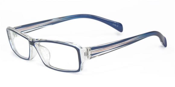 Blue Eye Lenses For Men Men's full frame memor...