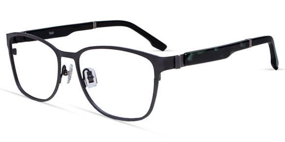 hair styles for big noses unisex frame titanium eyeglasses vg9912 firmoo 3981