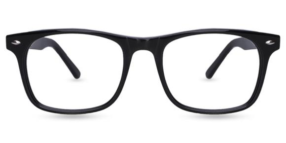 cheap frames for glasses  Black Glasses
