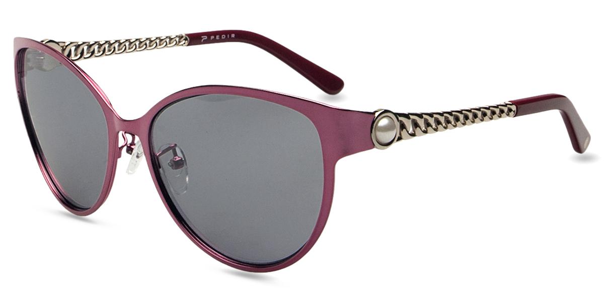 aa2e9354ea Women s full frame metal sunglasses