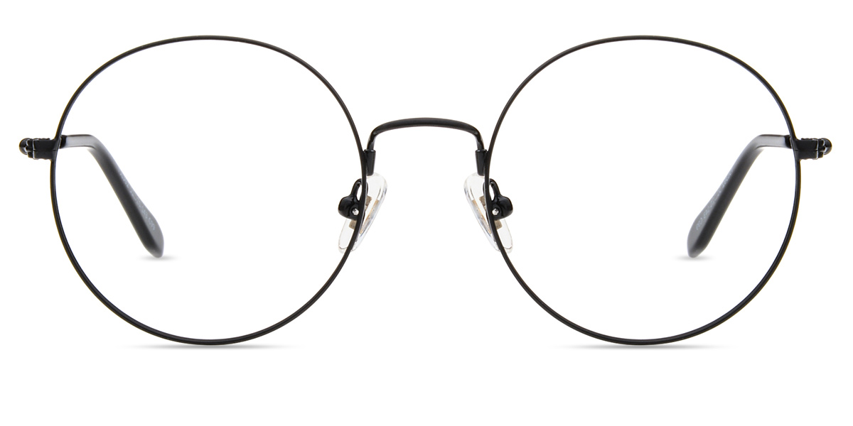 3416b860a4 Unisex full frame memory metal eyeglasses