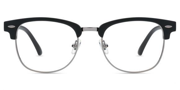 s1366 hot - Wide Frame Glasses