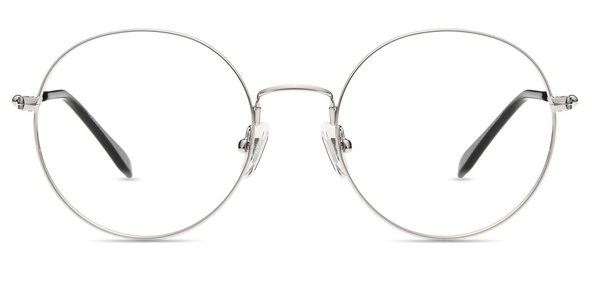 299a4be94e Unisex full frame memory metal eyeglasses