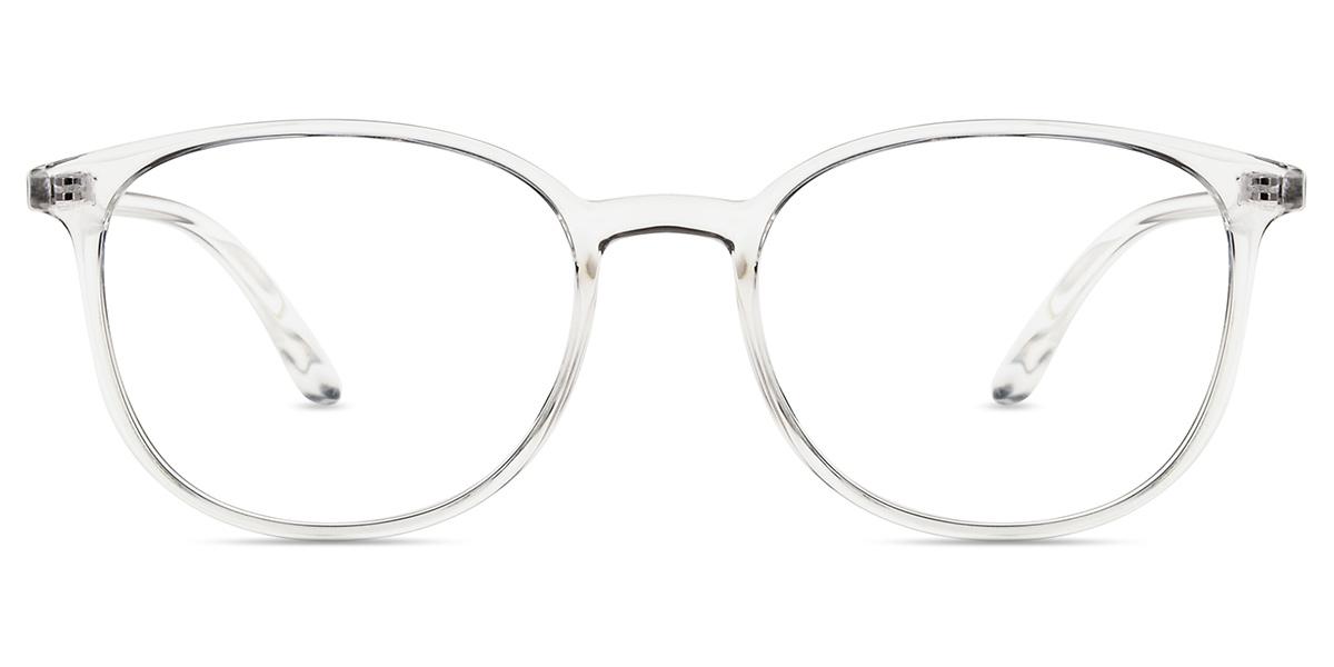 c19bc489169 Unisex full frame TR eyeglasses