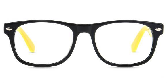 fboa1794 - Yellow Eyeglass Frames