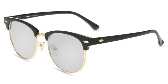 7941fc20a5c Unisex full frame mixed material eyeglasses