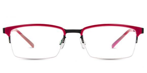 Red Glasses | Buy Cheap Red Prescription Eyeglasses Frames Online ...