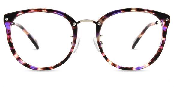 Purple Glasses | Buy Cheap Prescription Purple Tinted Eyeglasses and ...