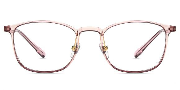 Pink Glasses | Buy Cheap Prescription Pink Colored Eyeglasses Frames ...