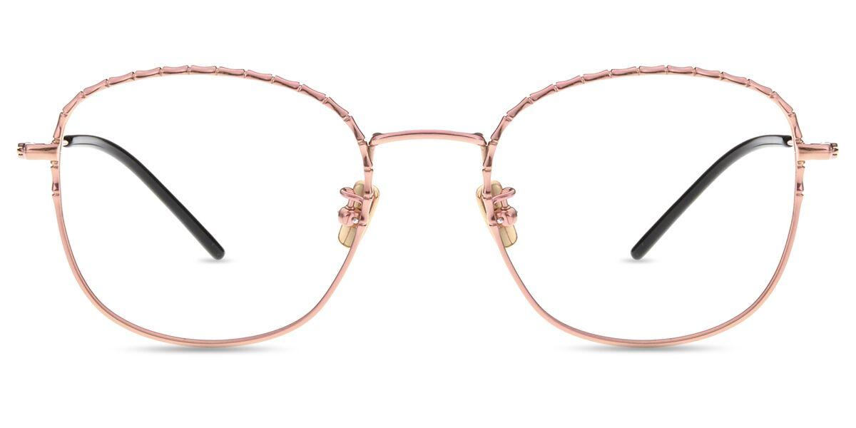 ca0a30f6e2 Unisex full frame titanium eyeglasses