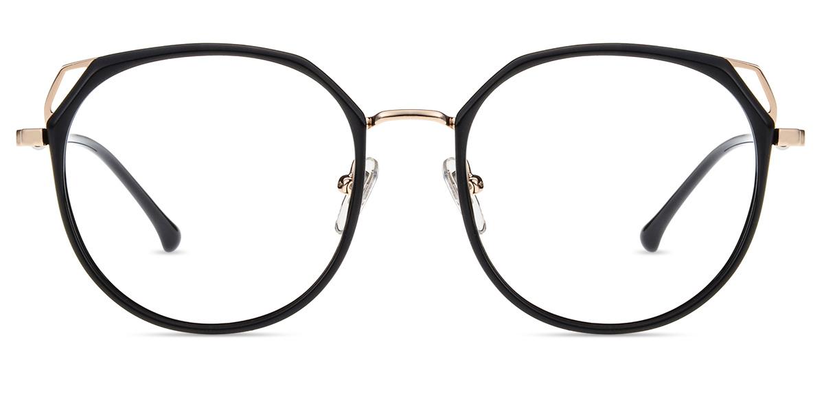 3375ded88d Women s full frame mixed material eyeglasses