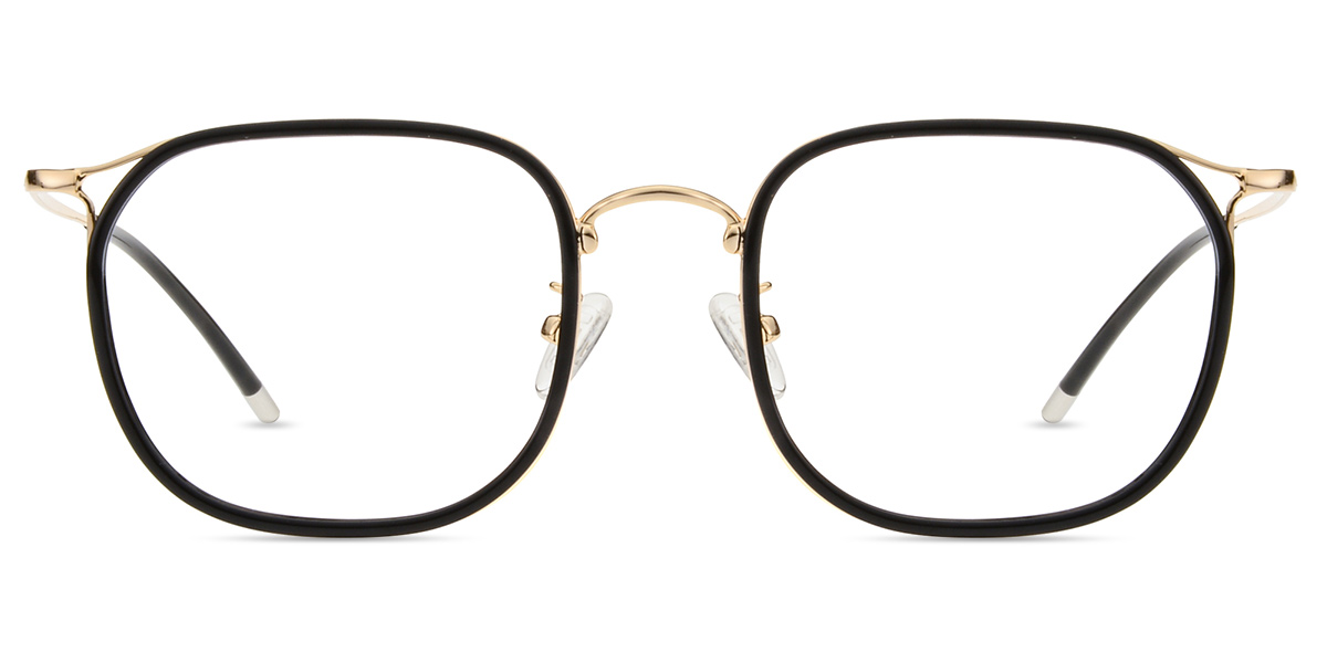 0999d7016e Women s full frame mixed material eyeglasses